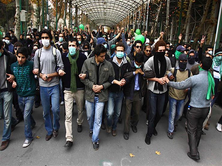 معارض إيراني لـ مصراوي: التظاهرات قد تتحول لحرب أهلية والنظام في ورطة