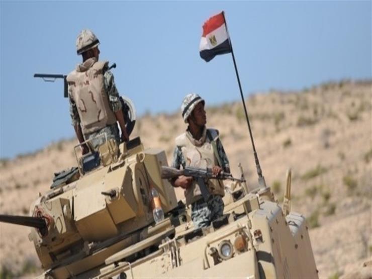مصدر أمني ينفي استشهاد مجند في انفجار حزام ناسف بشمال سيناء