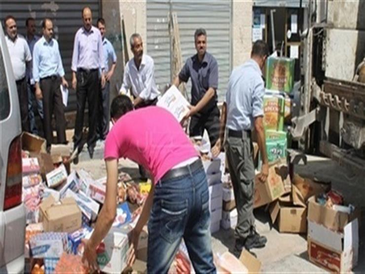تحرير 49 مخالفة تموينية في حملة على مركز ومدينة المحلة الكبرى