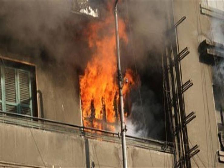 السيطرة على حريق داخل شقة بالطابق الرابع في سوهاج