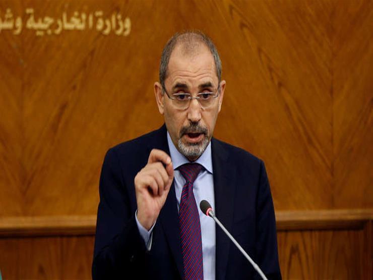 وزير الخارجية الأردني يبحث ملف سوريا مع مسئول أوروبي