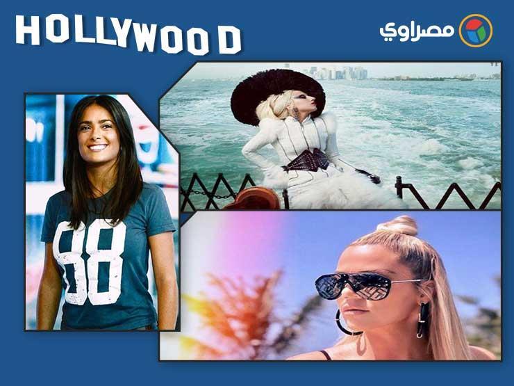 نشرة هوليوود| ليدي جاجا في عرض البحر وفاندام يهنئ جمهوره بالهالوين