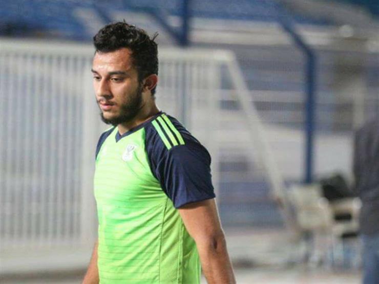 """مصدر لـ""""مصراوي"""": أحمد أيمن منصور يستعد للرحيل عن بيراميدز"""