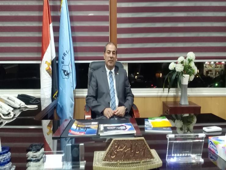ياسر مصطفى قائما بأعمال مدير معهد بحوث البترول