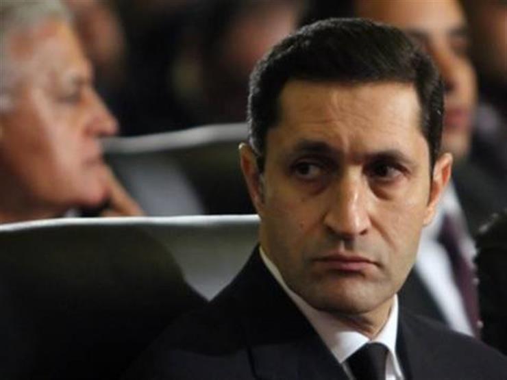 """أول تعليق من علاء مبارك على قرار """"استرداد الأموال"""" بالتسوية مع والد زوجته """"مجدي راسخ"""""""