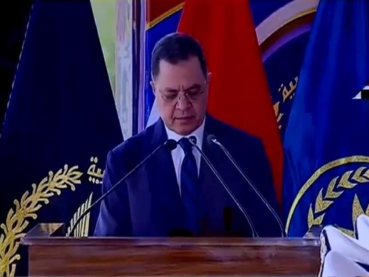قائدًا وفيًا تدافع عن قيم الحق.. وزير الداخلية يوجه رسالة للسيسي