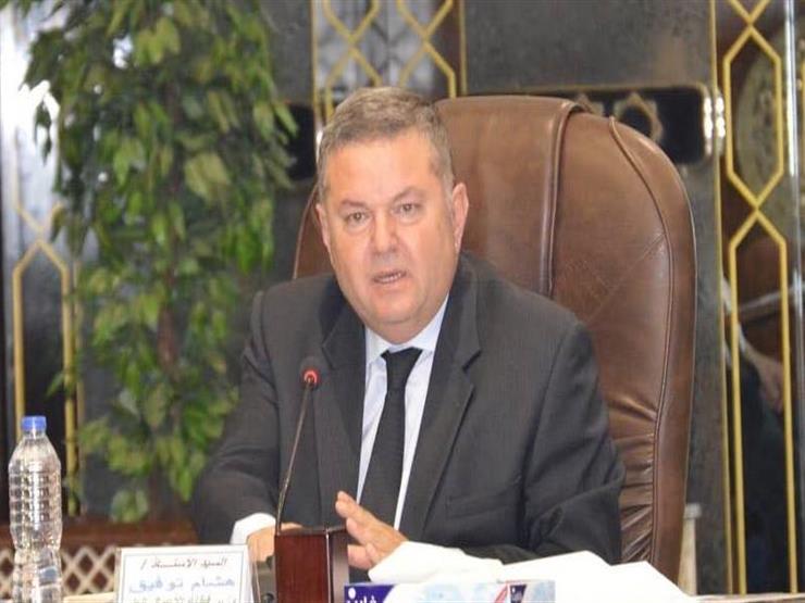 وزيرا قطاع الأعمال والطيران المدني يبحثان مستجدات مشروع رأس جميلة بشرم الشيخ