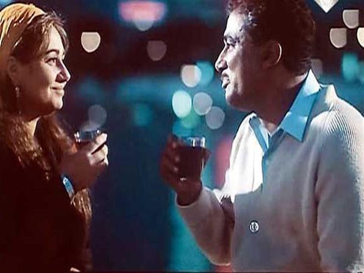 ليلى علوي تتذكر أحمد زكي بمشهد يجمعهما