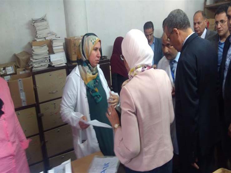 وزيرة الصحة: تقنين سفر الأطباء إلى الخارج لسد العجز الكبير في المستشفيات