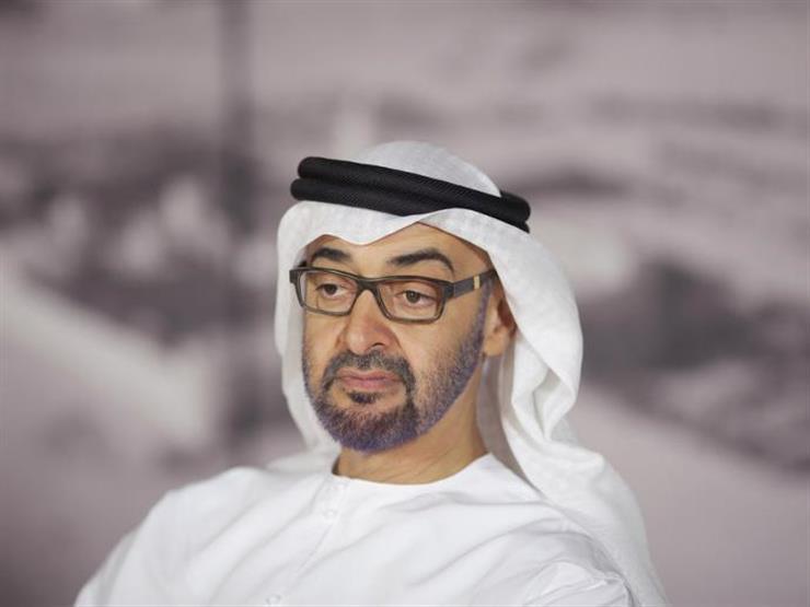ولي عهد أبوظبي يستقبل رئيس المجلس العسكري الانتقالي السوداني