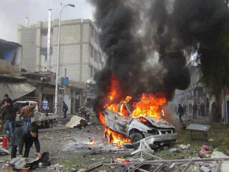 العراق: انفجار عبوة ناسفة تستهدف رتلاً للتحالف الدولي في الديوانية