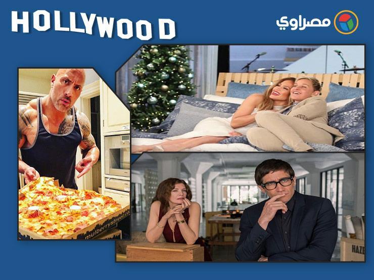 """نشرة هوليوود  """"الجوكر"""" يهنئ رامي مالك و""""بريتني سبيرز"""" ترقص الباليه وتكريم """"جولييت بينوش"""""""