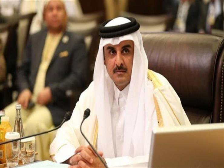 أمير قطر يتلقى دعوة من العاهل السعودي لزيارة الرياض