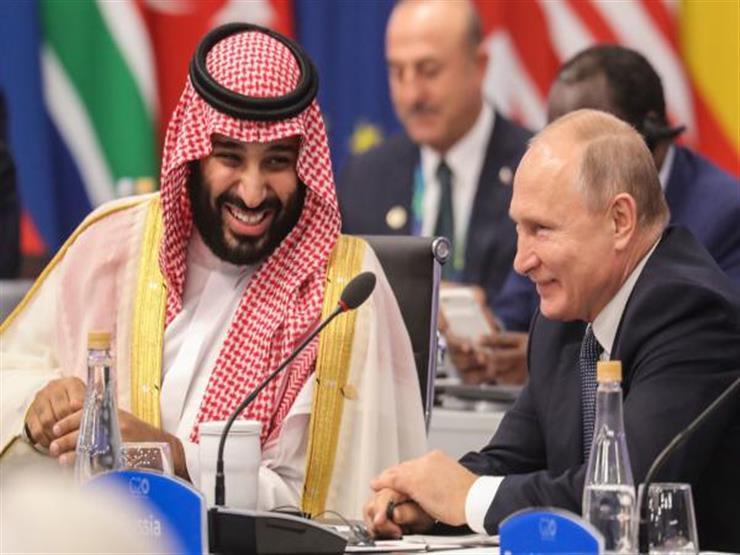 """بوتين وبن سلمان يبحثان هاتفيًا صفقة """"أوبك بلس"""" وملفات إقليمية"""