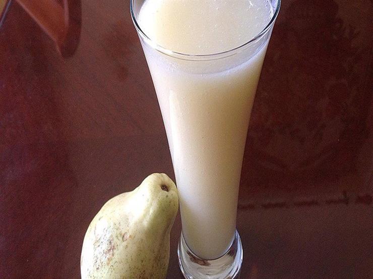 طريقة تحضير عصير الجوافة بالقشدة