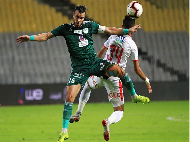 بعد أحداث مباراة الزمالك المصري يطلب حكام ا أجانب لمباريات مصراوى