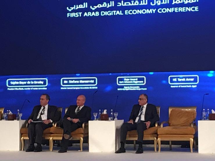 محافظ المركزي: القيادة السياسية تدعم التحول الرقمي في مصر