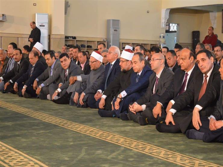 وزير الأوقاف ومفتي الجمهورية يؤديان صلاة الجمعة في السيد البدوي بطنطا