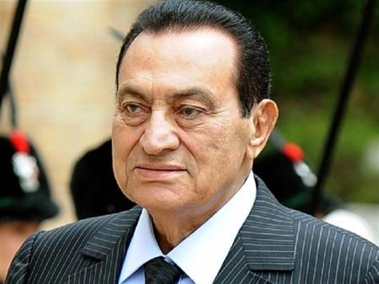 شاهد  آخر ظهور لحسني مبارك قبل وفاته
