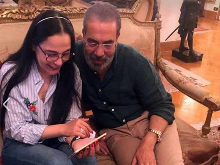 رسائل متبادلة بين شريهان ومدحت العدل في عيد ميلادها.. هذا ما قالته