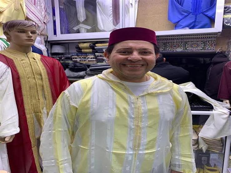 بالصور.. هاني شاكر بالزي المغربي