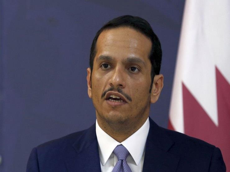 نائب رئيس الوزراء القطري يصل القاهرة