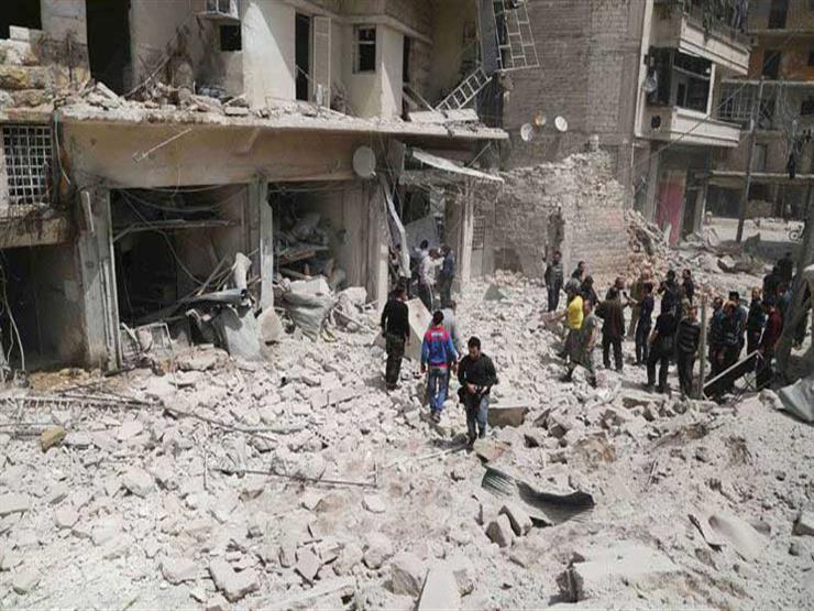 الدفاع المدني السوري: 77 قتيلًا في الغوطة الشرقية اليوم
