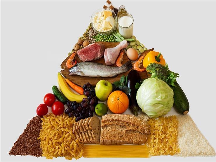 الهرم الغذائي الجديد لصحة