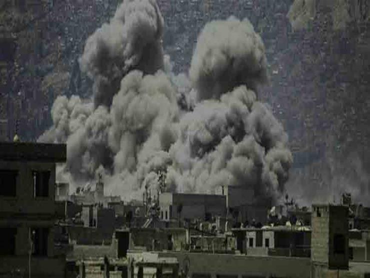 المرصد السوري: ارتفاع حصيلة القتلى في قصف الغوطة الشرقية إلى 47 شخصًا
