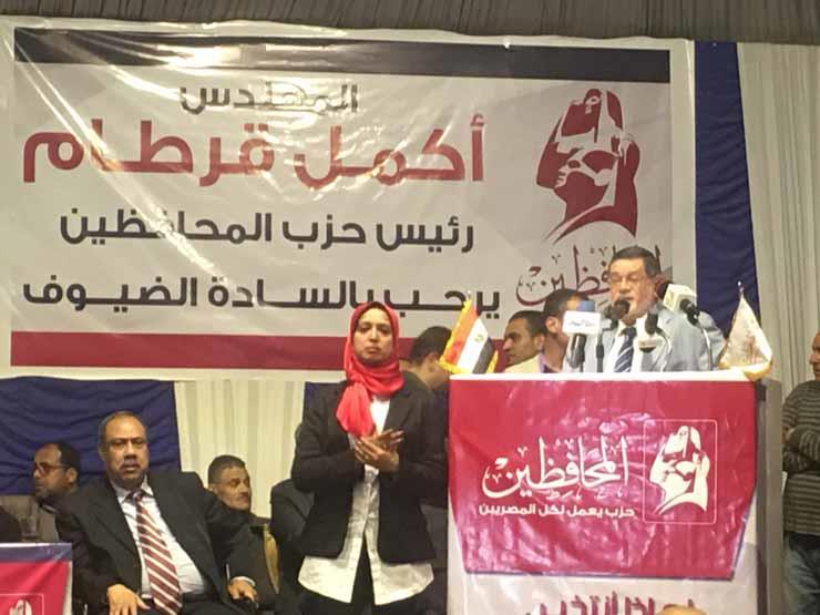"""الخرباوي للمواطنين: """"علينا الوقوف صفًا واحدًا في الانتخابات لقهر قوى الشر"""""""