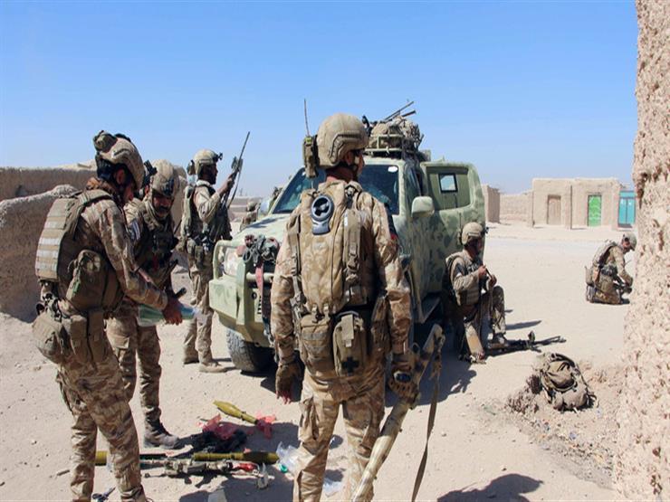 الدفاع الأفغانية: مقتل 45 مسلحا في عمليات برية وجوية بمختلف أنحاء أفغانستان