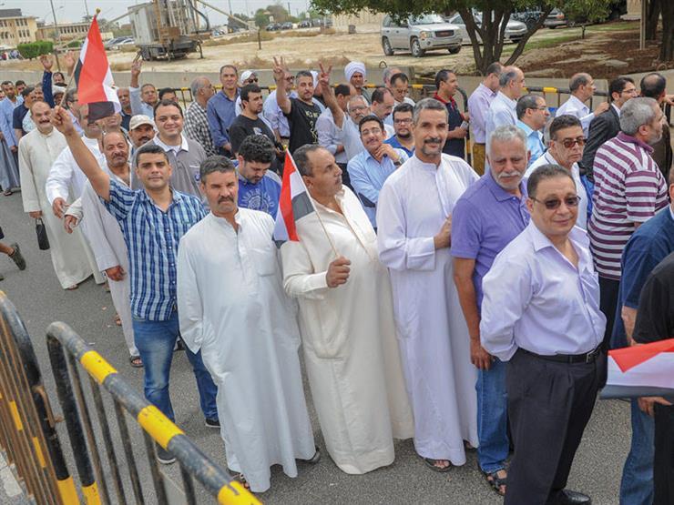 """سفير مصر بتشاد: """"لم نتوقع هذا الحجم من الإقبال في اليوم الأول للانتخابات"""""""