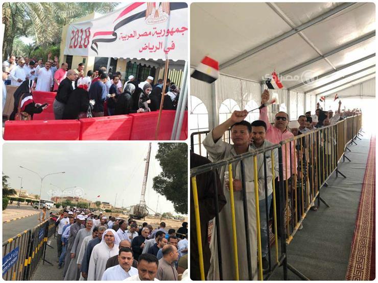 """""""طوابير السفارات"""".. لماذا توافد المصريون للتصويت في انتخابات الخارج؟"""
