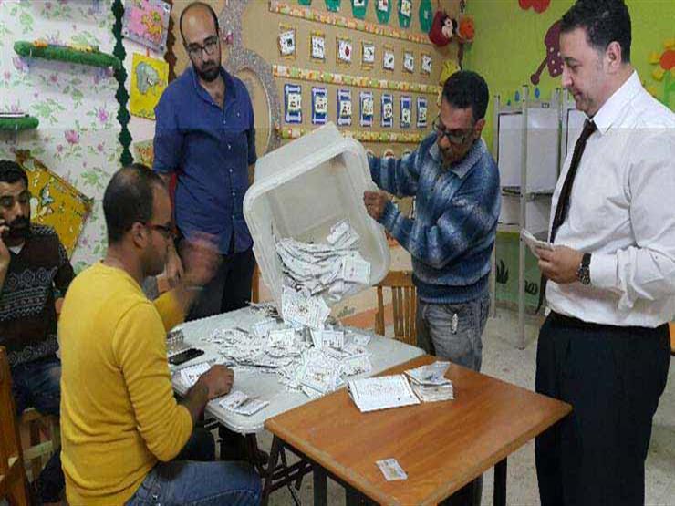 """87 ألف صوت لـ""""السيسي"""" باللجنة العامة بـ""""الحسينية"""" في الشرقية"""