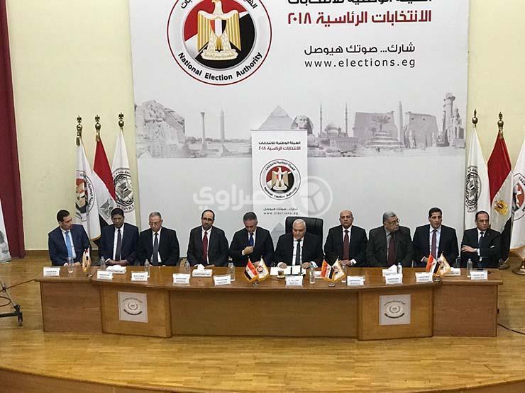 """""""الوطنية للانتخابات"""": لم نتلق أي طعون على نتائج اللجان العامة للرئاسة"""