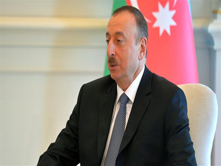 رئيس أذربيجان: مستعدون لتنسيق نظام وقف إطلاق النار في قره باغ