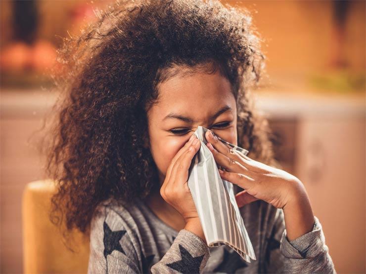 ارتفاع عدد الأطفال المعرضين للخطر بسبب الحساسية.. والأسباب غير محددة