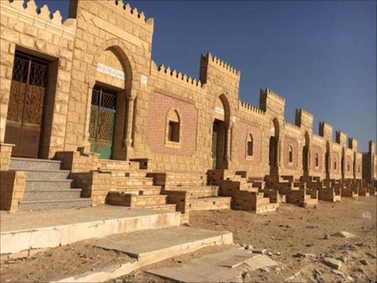 سرقة 20 باب حديدي من مقابر كفر الجزار ببنها