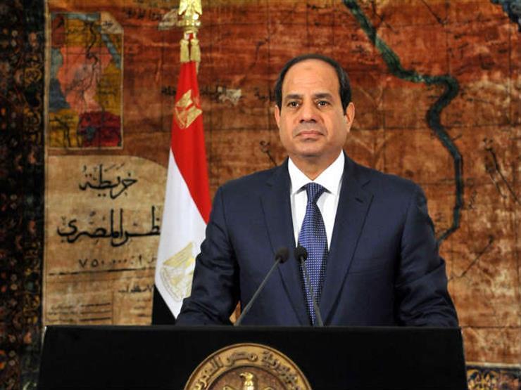 رسميًا.. السيسي رئيسًا لمصر لفترة ثانية