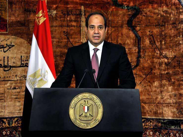 السيسي رئيسًا لمصر حتى 2022 - تغطية خاصة