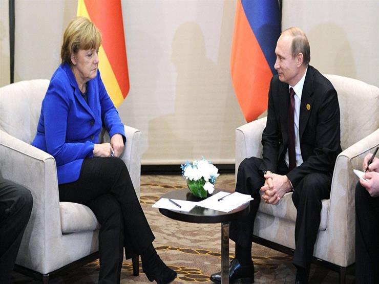 الكرملين: بوتين أطلع ميركل على نتائج قمته مع بايدن