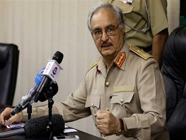 مصدر عسكري ليبي يكشف سبب عدم توقيع حفتر اتفاق وقف إطلاق النار