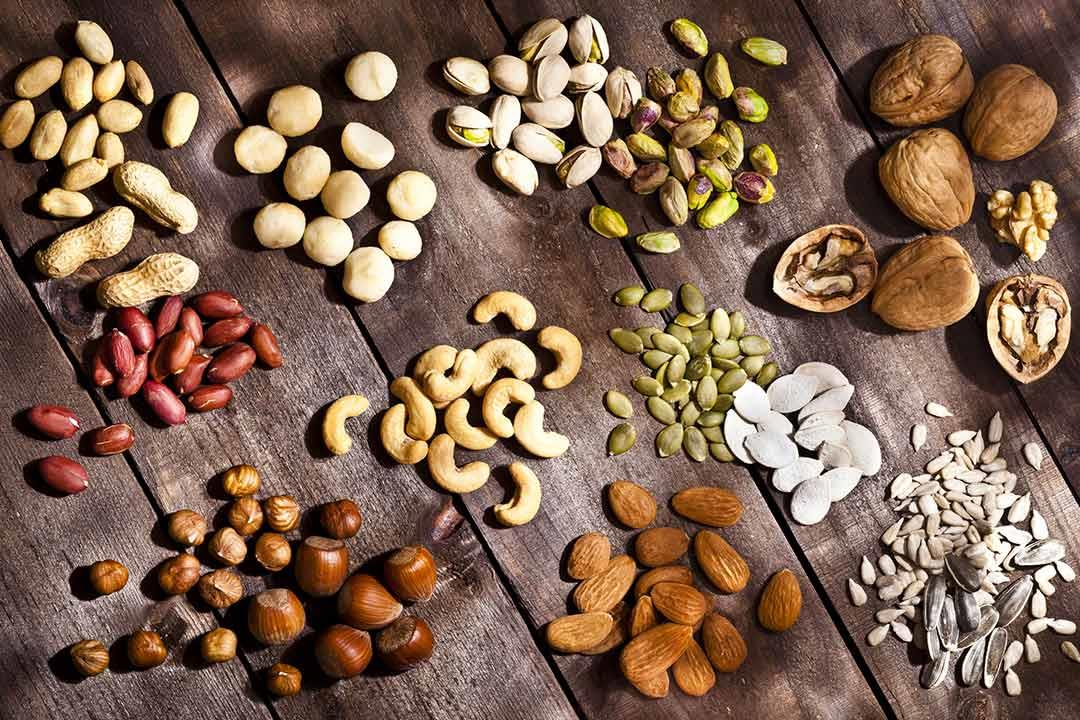 دليلك الصحي لتناول المكسرات في شهر رمضان