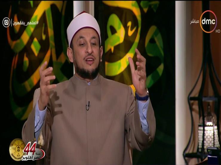 بالفيديو.. رمضان عبدالمعز: التوبة لها شروط واجب تنفيذها لقبولها من الله
