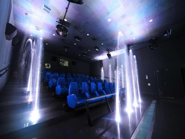 بالفيديو- الإمارات تفتتح أول سينما تحت الماء في العالم