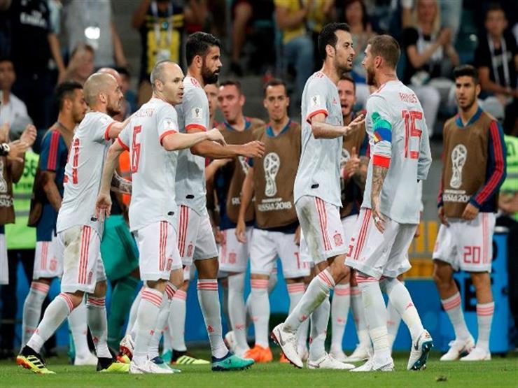 7 تغييرات على قائمة المنتخب الإسباني في تصفيات المونديال
