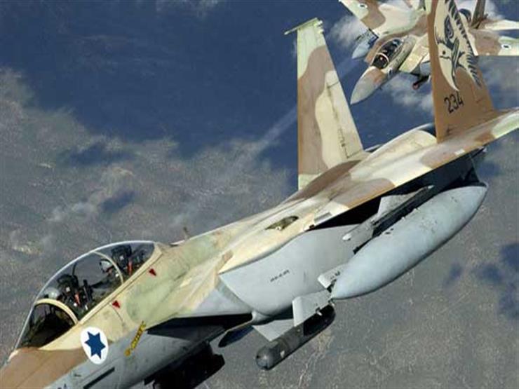 طائرات الاحتلال تقصف مواقع لحماس في غزة (فيديو)