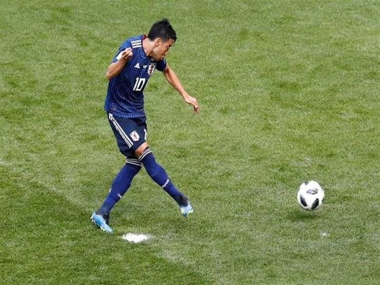 اليابان تهزم كولومبيا بثنائية في مونديال روسيا