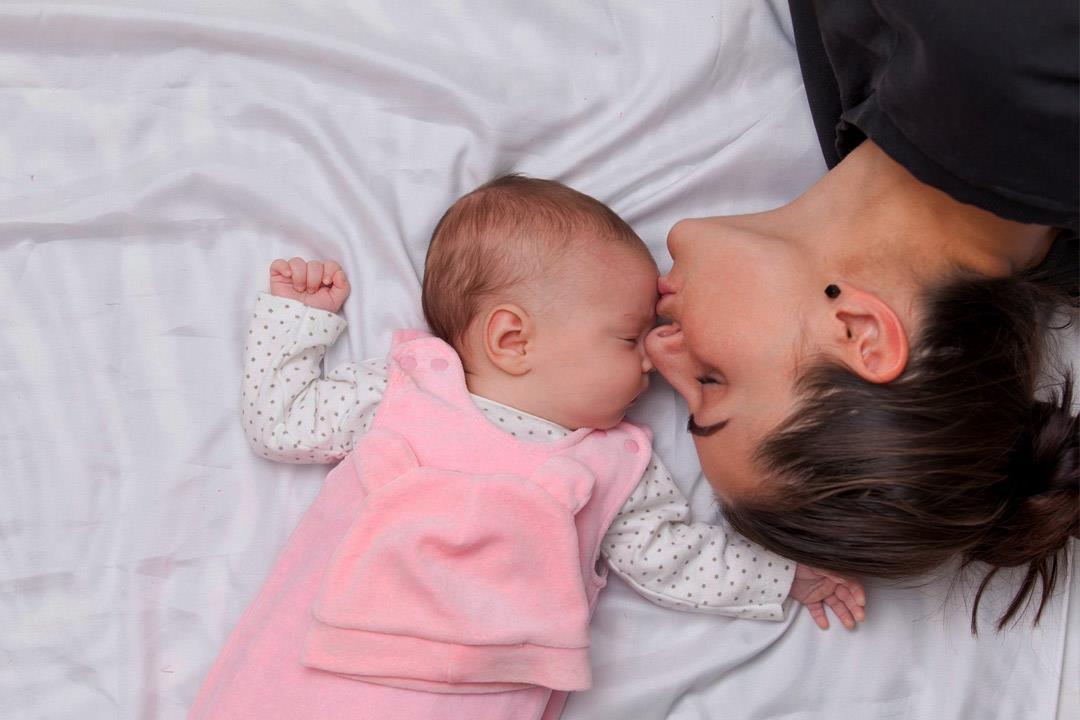 هل يسبب مغص الرضع مشكلة سلوكية لديهم؟