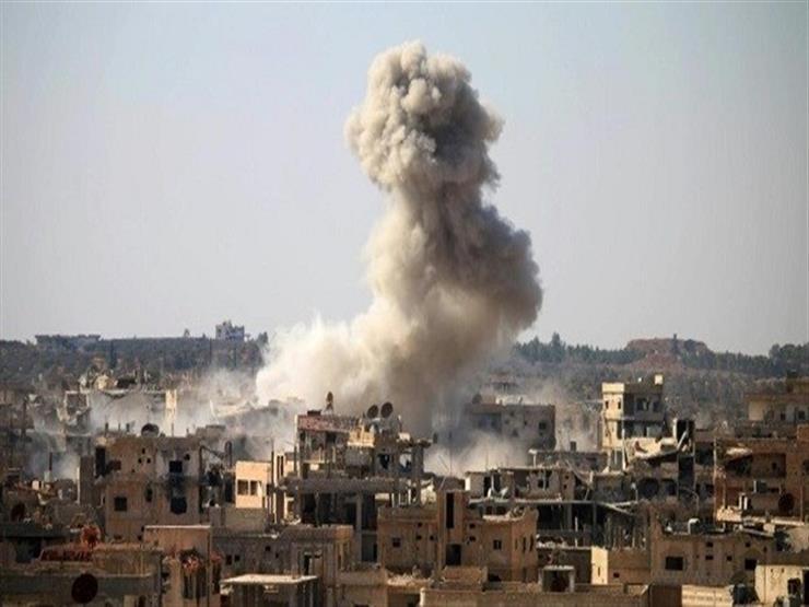 ارتفاع حصيلة قتلى القصف على بلدة المسيفرة بسوريا إلى 45 قتيلًا أغلبهم أطفال